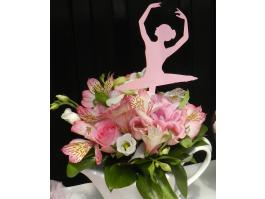 Botez tematic - Little Ballerina